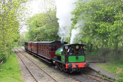 29th May 2016 Tanfield Railway