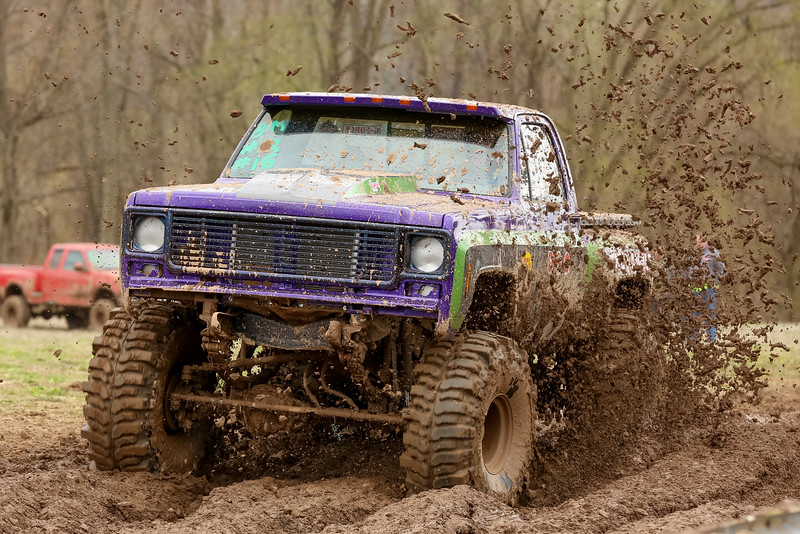 15 04 26 Mountaineer Mud Bog