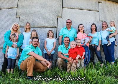 Hepner Family 2017