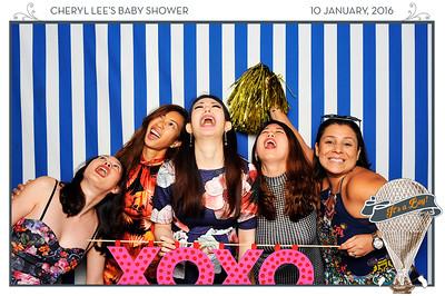 Cheryl's Baby Shower!