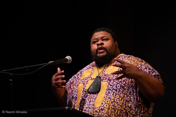 Michael Twitty in Seattle