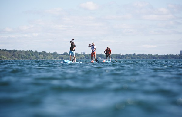 Eastern Canada SUP Championships 2017