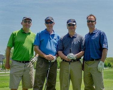 May 2014 - Golf Tournament, Fundraiser for the LSPA Scholarship Fund