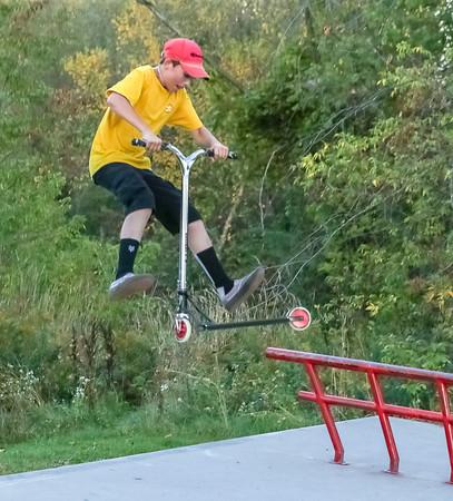 2019 Bracebridge Skate Park