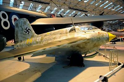 Germany: Messerschmitt Me 163 Komet survivors