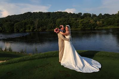 Pete Dye River Course Weddings - Christie & Rich