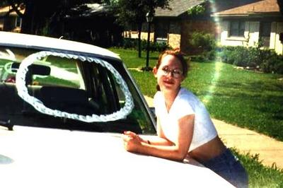 Skye  car for graduation 1996-fd0000