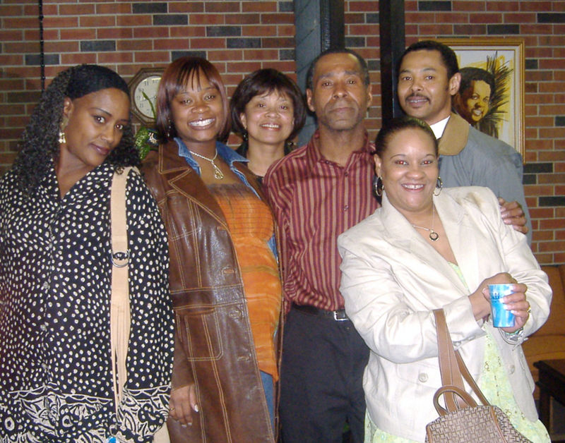"Homegoing Celebration of Sherri ""Karima"" Lanette Atkins March 2006."