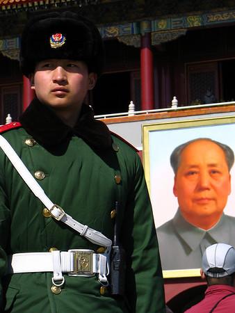 Portraits de Pekin