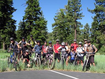 Tahoe City June 2009