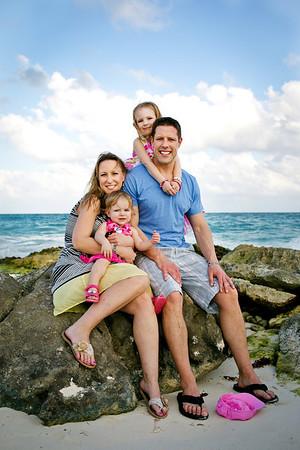 Ewa & Travis Family