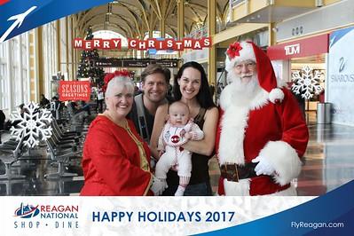 Reagan Shopping & Dining: Happy Holidays 2017 - Day 2