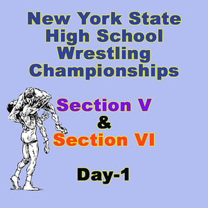 NYSPHSAA Wrestling Championships Day-1