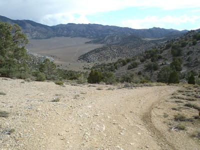 Squaw and Papoose Flat