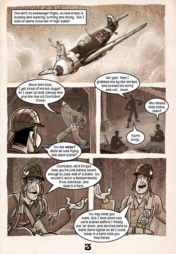 Brothers in Arms Page 3