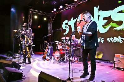 STONESY (Rolling Stones Tribute Band) AT QCC