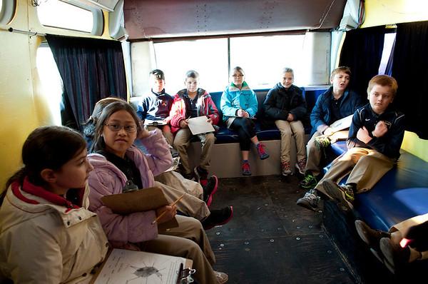 Bio Bus Visits the Lower School