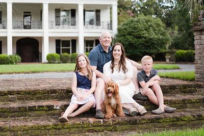 The Newton Family | 2020