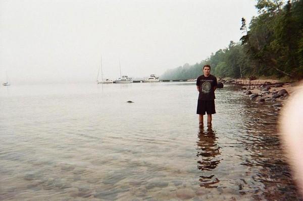 2005.08 Bayfield Boat