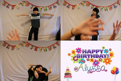 Alyssa's 6th Birthday (2/14/2016)