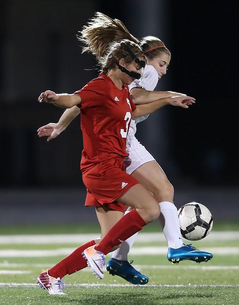 High school soccer: Baker boots game-winner for Wadsworth