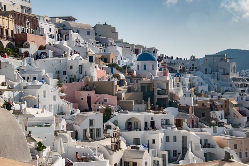 Hotels Imerovigli  Santorini Island