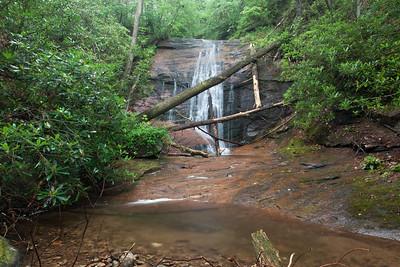 Hike to Little Ridge Creek and Cowrock Creek