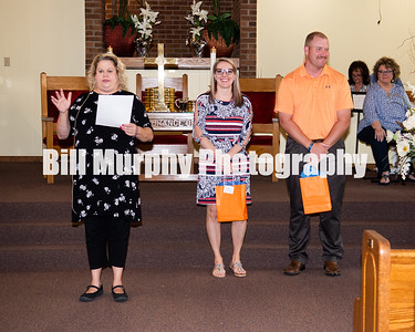 2019 First Christian Church Graduate Recognition Sunday