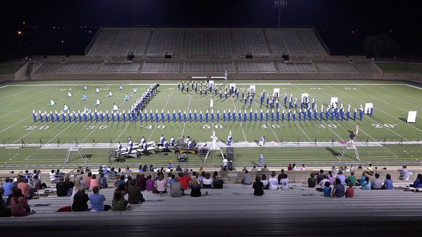 Cluster Band Night 10/19/2016