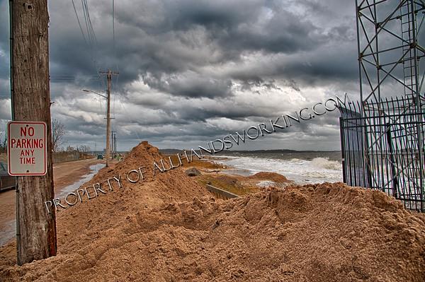Hurricane Sandy West Haven & Milford