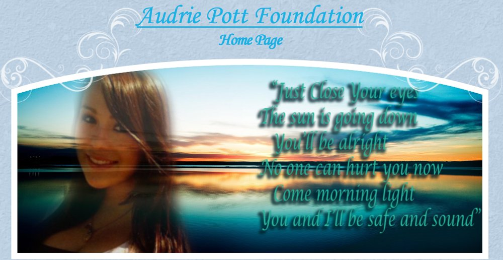 . The Audrie Pott Foundation website. (blog.audriepottfoundation.com)
