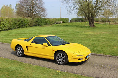 NSX Coupe 3.2 Six-Speed 23,000 miles