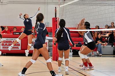 Lourdes JV Volleyball 2013