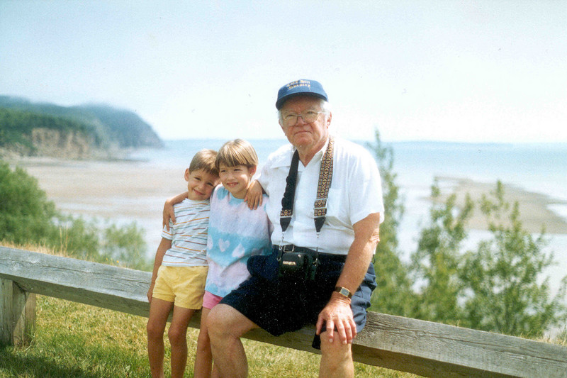 Bob Osborne with Ben & Mandy.jpg
