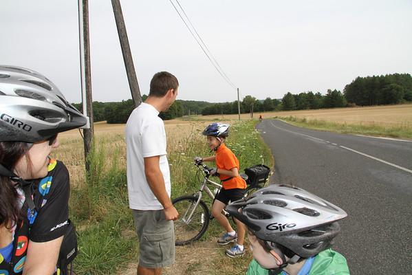 2010-08-09 Loire Bike Trip Day 3