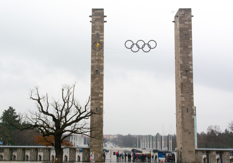 The Olympia Gate