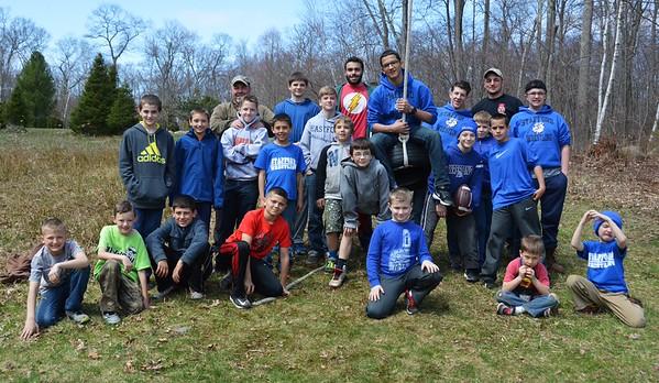 Stafford Youth Wrestling Fishing Derby 042615