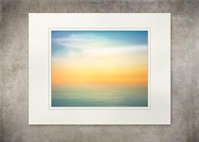 Pastel Sunrise - $15