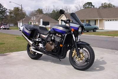 '01 Kawasaki ZRX1200