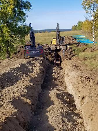 McDermid Loop Water System Upgrade. 100 Mile House