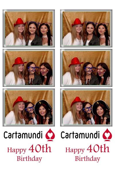Cartamundi 40th