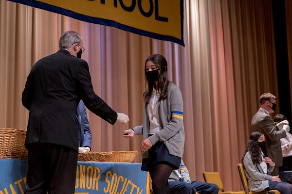 Senior Academic Award Ceremony -October 28, 2020