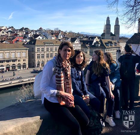 TASIS Sixth Grade Explore Zurich