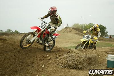 Raceway Park Motocross August 7, 2005