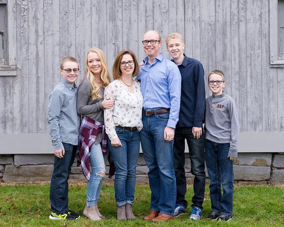 Otteson Family