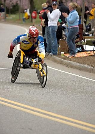 Boston Marathon / 17 April 2006