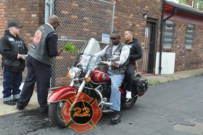 Axemen Bike Blessing 2013
