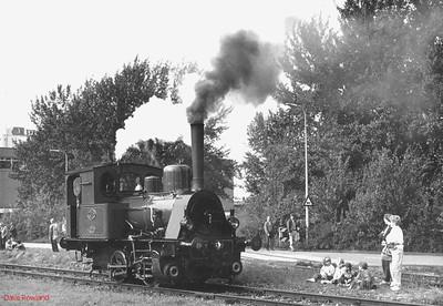 HOLLAND: 4-6 October 1991 (Amsterdam Steam Cavalcade)