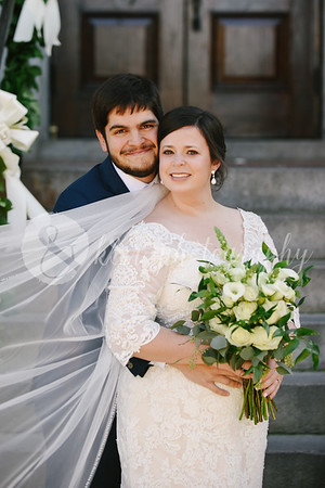 Robert & Sarah | Historical DeKalb Courthouse, Decatur, GA