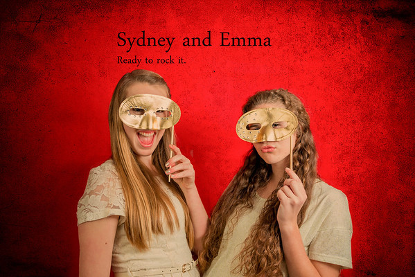 Sydney and Emma Sweet 16